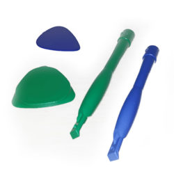 4pcs Plastic Toolkit