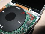 iPod Motherboard Wheel